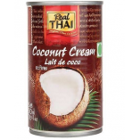 Real Thai кокосовые сливки, 400 мл