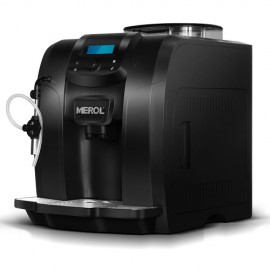 Кофемашина Merol 715, автомат, черная