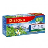 Milford Wellness, 20 пакетиков