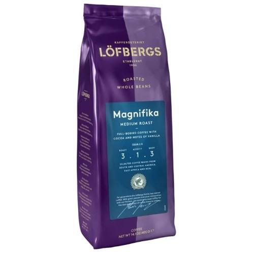 Lofbergs Magnifika, зерно, 400 гр.