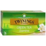 Twinings чай зеленый с жасмином, 25 пакетиков