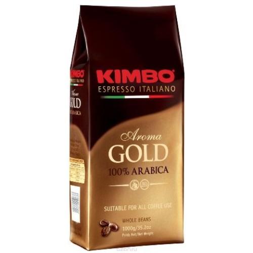 Kimbo Aroma Gold Arabica, зерно, 1000 гр