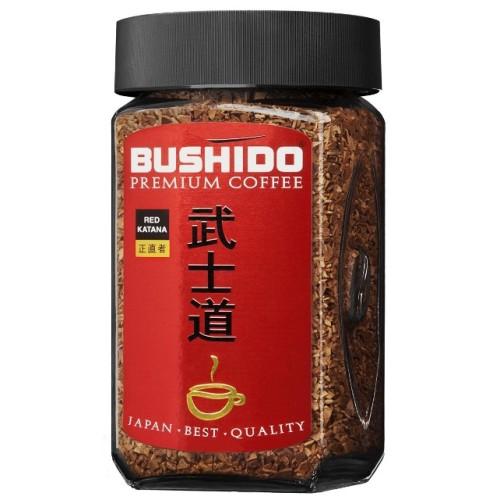 Bushido Red Katana, растворимый, 100 гр.