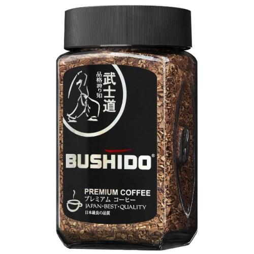 Bushido Black Katana, растворимый, 100 гр.