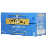Twinings Lady Grey, 25 пакетиков