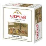 Азерчай черный чай Букет, 100 пакетиков