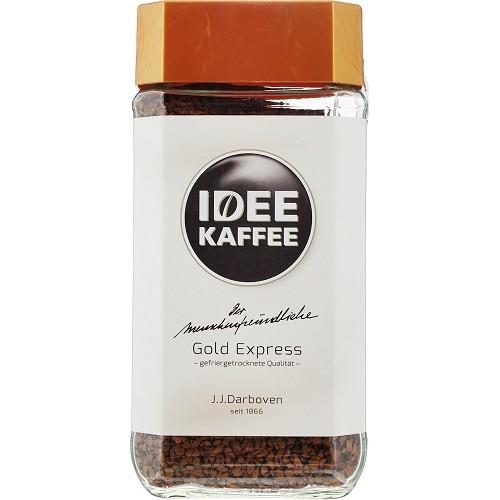 Idee Kaffee Gold Express, растворимый, 200 гр.