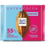 Ritter Sport Молочный шоколад, 55% какао, 100 гр