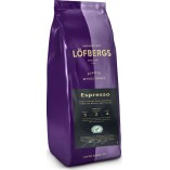 Lofbergs Espresso, зерно, 400 гр.