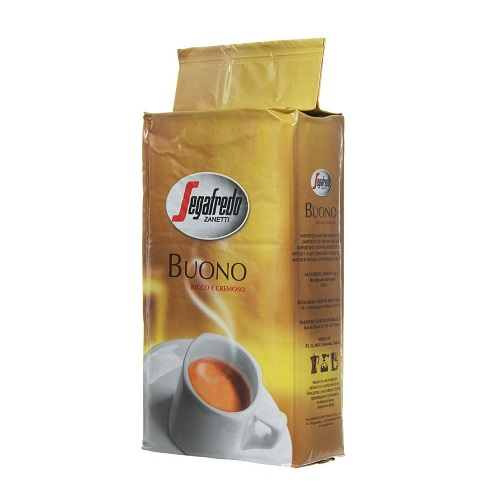 Segafredo Buono Espresso, молотый, 250 гр