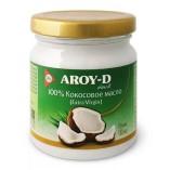 Aroy-D 100% кокосовое масло extra virgin, 180 мл