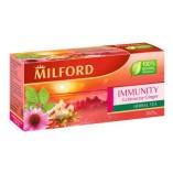 Milford Immunity Эхинацея - Имбирь, 20 пакетиков