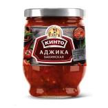 Кинто соус перечный аджика Бакинская 265 гр