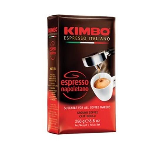 Kimbo Espresso Napoletano, молотый, 250 гр