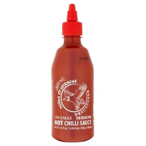 Соус острый Срирача (Sriracha) Uni-Eagle, 475 гр