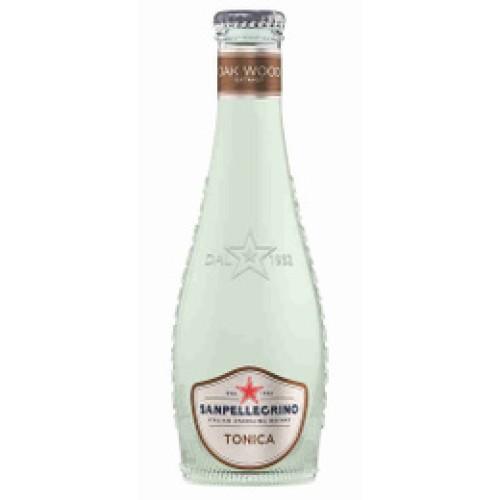 San Pellegrino газированный напиток Tonica OWG, стекло, 200 мл, 24 шт