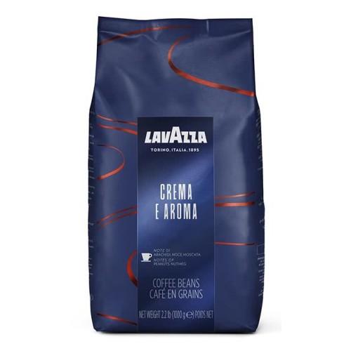 Lavazza Crema and Aroma Espresso, зерно, 1000 гр.