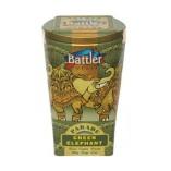 Battler зеленый чай Парад зеленых слонов GP1, 100 гр.