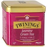 Twinings чай зеленый с жасмином, ж/б, 100 гр