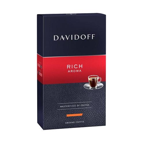 Davidoff Café Grande Cuvée Rich Aroma, молотый, 250 гр.