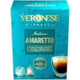 Veronese Espresso Italiano Amaretto, для Nespresso, 10 шт.