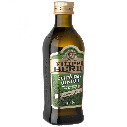 Filippo Berio масло оливковое Extra Virgin, 500 мл