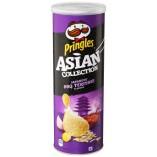 Pringles чипсы рисовые японский BBQ терияки, 160 гр