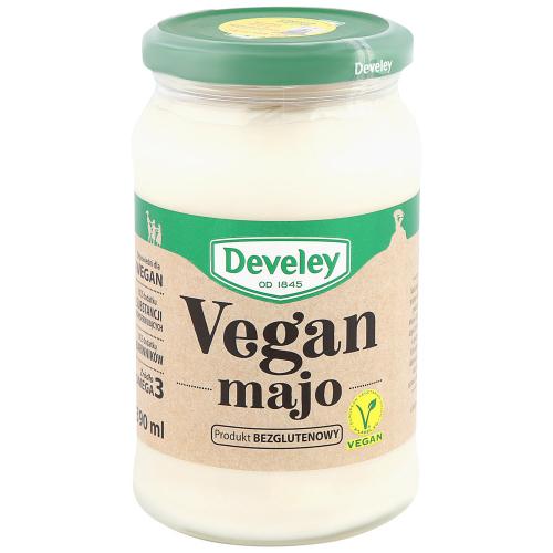 Develey соус майонезный Vegan majo, 390 мл
