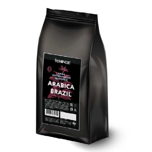 Veronese Arabica Brazil, зерно, 1000 гр
