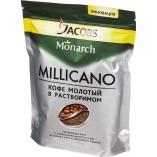 Jacobs Monarch Millicano, растворимый, м/у, 75 гр