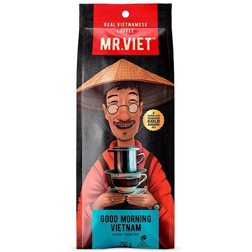 Mr. Viet Good Morning Vietnam, молотый, 250 гр