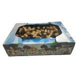 Няшки печенье грибочки в шоколадной глазури, 400 гр