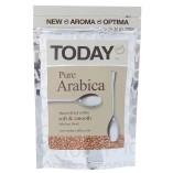Today Pure Arabica, растворимый, 150 гр.
