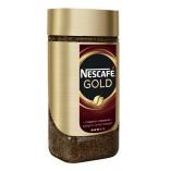 Nescafe Gold, растворимый, стекло, 190 гр