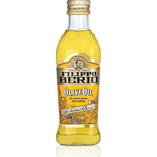 Filippo Berio масло оливковое, рафинированное, 500 мл