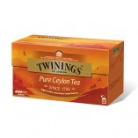 Twinings Pure Ceylon, 25 пакетиков