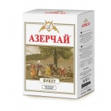 Азерчай чай черный Букет, картон, 400 гр.