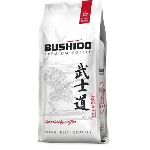 Bushido Specialty Coffee, зерно, 227 гр