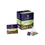 Berton зеленый чай с жасмином, 20 пакетиков