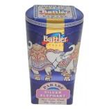 Battler черный чай Парад серебряных слонов FBOP, 100 гр.