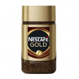 Nescafe gold, растворимый, стекло, 47,5 гр