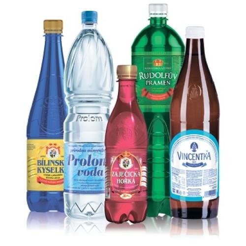 Минеральная вода из Чехии - источник здоровья и долголетия!
