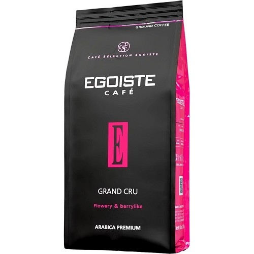 Egoiste Grand Cru, молотый, 250 гр