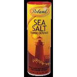 Roland морская соль средиземноморская, крупная, 250 гр