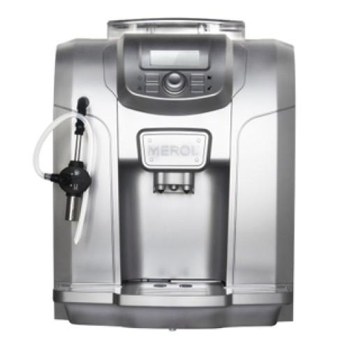 Кофемашина Merol 715, автомат, серая