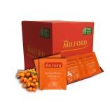 Milford черный чай Облепиха-лесные ягоды, 200 пакетиков