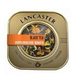 Lancaster черный чай королевское манго, 75 гр.