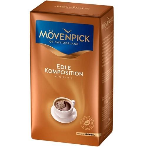 Movenpick Edle Komposition, молотый, 500 гр