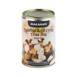 Makanan грибы для супа Том Ям, 400 гр