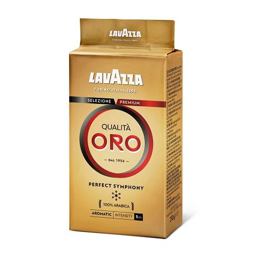 Lavazza Oro, молотый, 250 гр., уценка